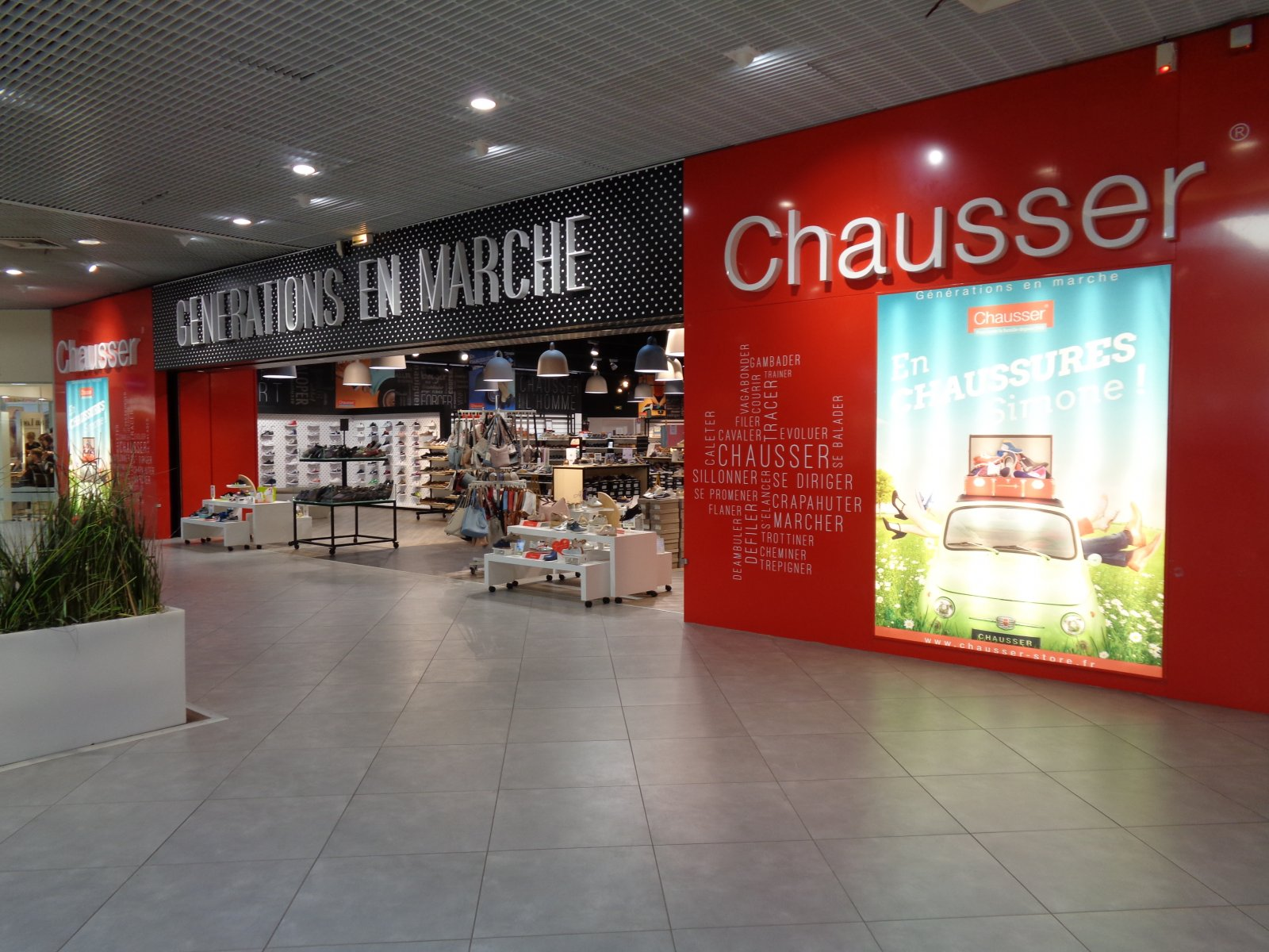 Chausser