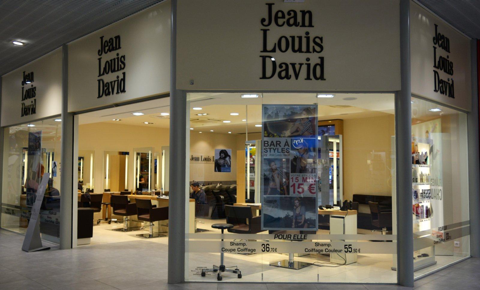 Carte Carrefour Jean Louis David.Jean Louis David Centre Commercial La Madeleine