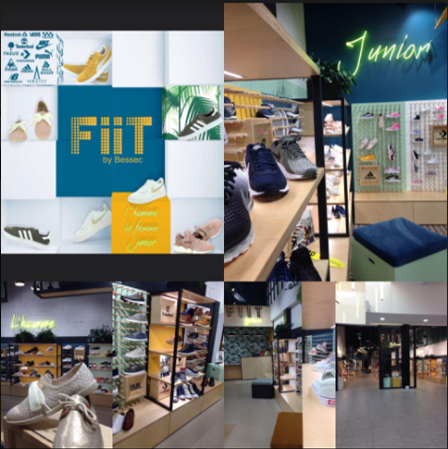 Votre nouveau magasin FiT By Bessec est OUVERT