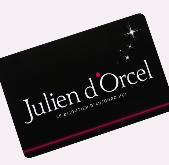 Julien dOrcel - Carte de ...
